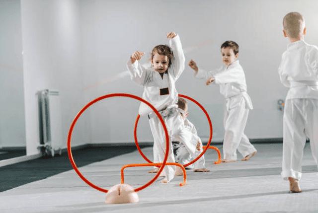 Kidsbirthday, Rising Tide Karate