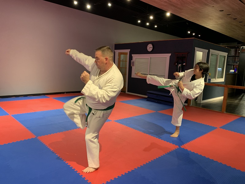 olympia adult training in martial arts classes