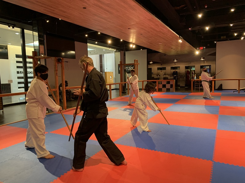 olympia martial arts class for kids